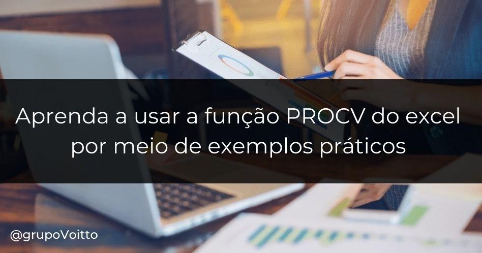 PROCV: como usar essa função do Excel?