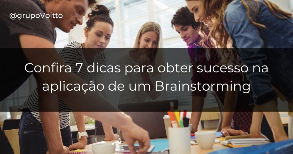 Brainstorming: o que é e como ter ideias geniais em pouco tempo!