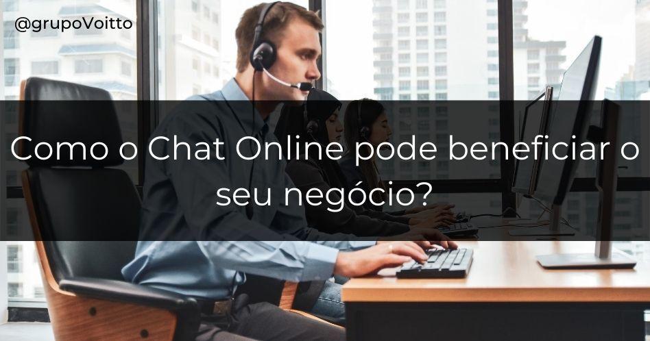Chat online: como este canal beneficia seu negócio