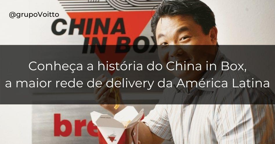 China in Box: saiba como tudo começou