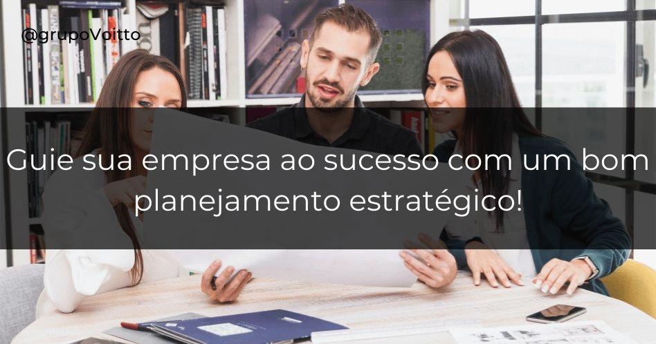 Como fazer um planejamento estratégico para uma empresa