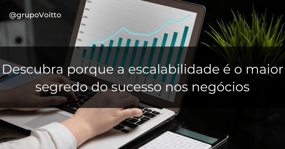 Escalabilidade: o segredo do sucesso nos negócios