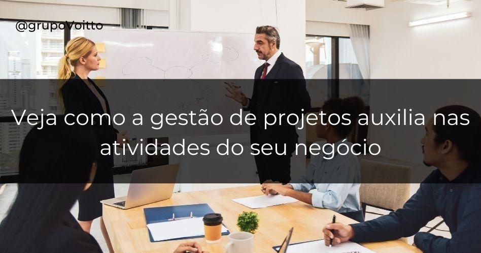 Aprenda o  que é gestão de projetos e como ela pode te levar ao sucesso