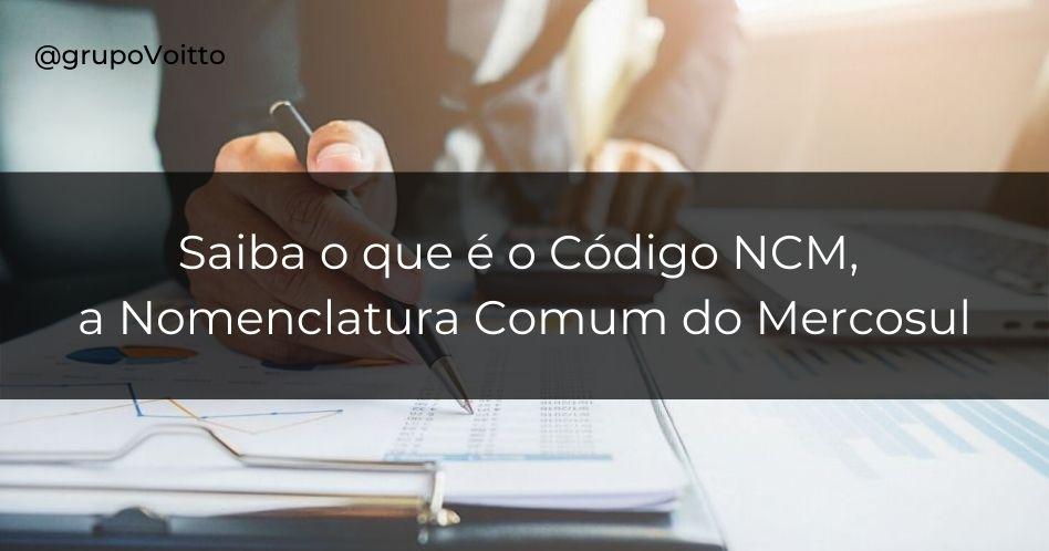 Código NCM: o que é, para que serve e como consultar a tabela