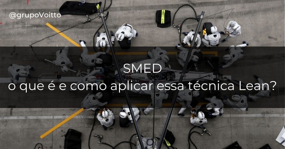 SMED: o que é e como aplicar essa técnica Lean?