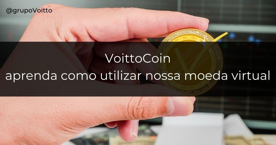 VoittoCoin: aprenda como utilizar nossa moeda virtual