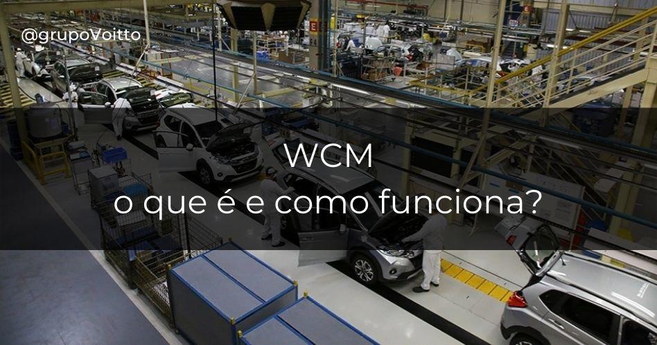 WCM: o que é e como funciona?