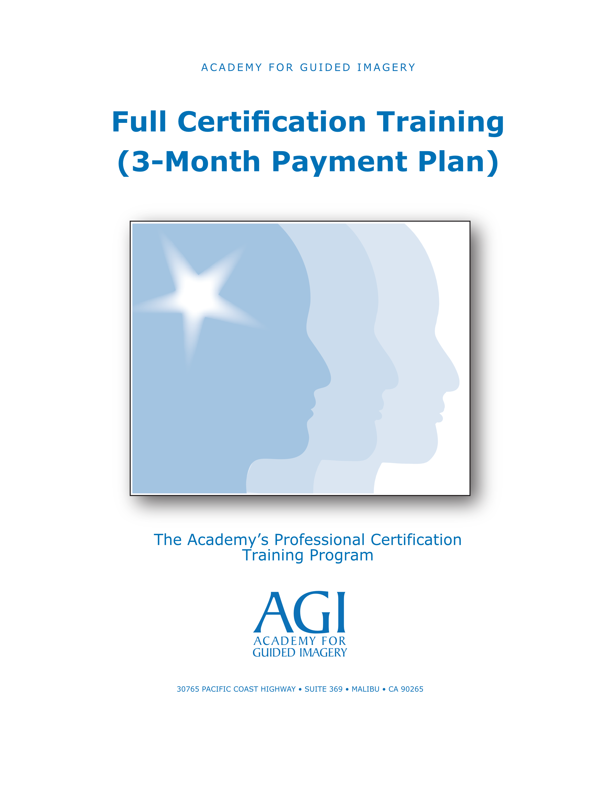 Full Certification Training (3-Month Payment Plan)