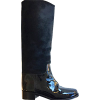Chanel Size 39 EU Boot