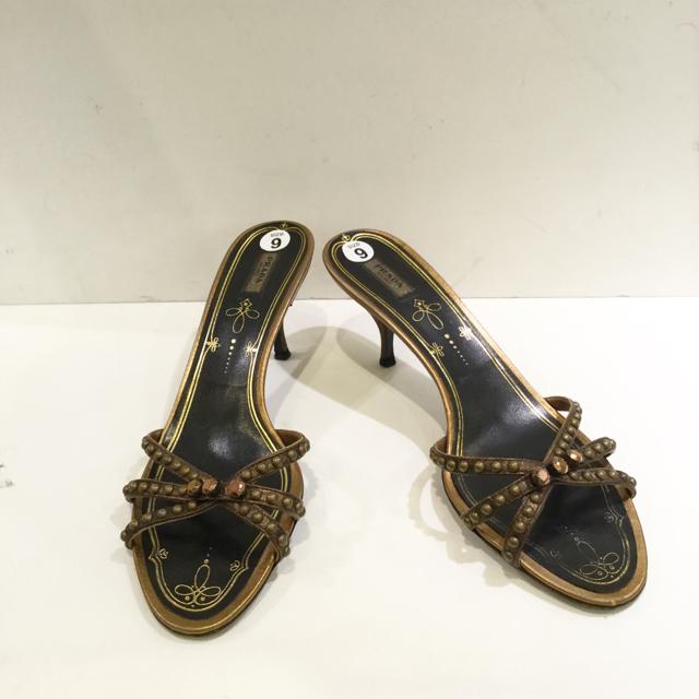 Prada Size 39.5 EU Sandal