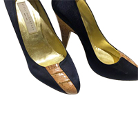 Stella Mccartney Size 38 EU Pump