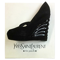 Yves Saint Laurent Size 38 EU Pump