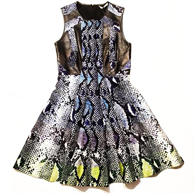 Diane Von Furstenberg Size 8 Dress