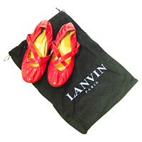 Lanvin Size 37.5 EU Flat