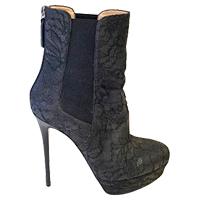 Valentino Size 38.5 EU Boot