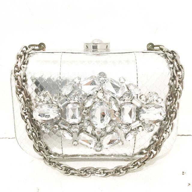 Rafe Clutch Bag