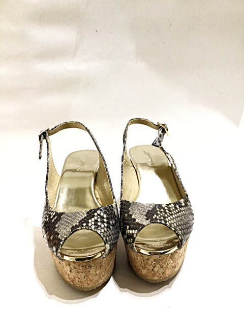 Jimmy Choo Size 37 EU Wedge