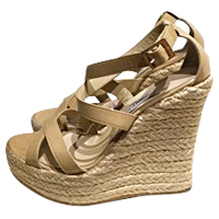 Jimmy Choo Size 38 EU Wedge