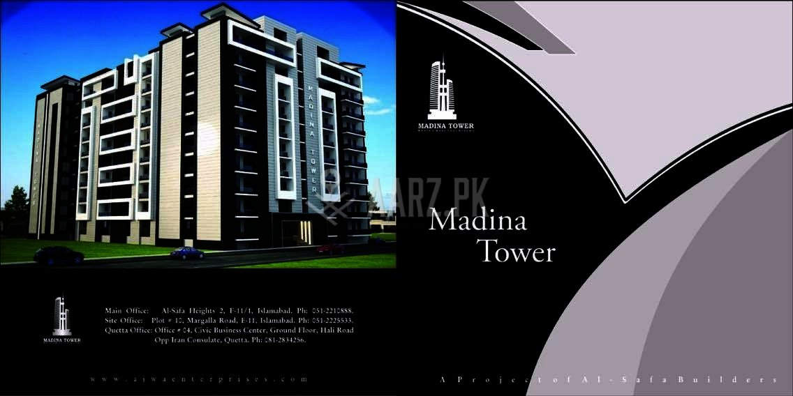 Madina Tower E 11 Islamabad Overview and Project Maps