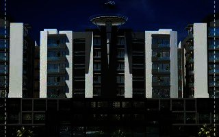 Luxus Mall & Residency