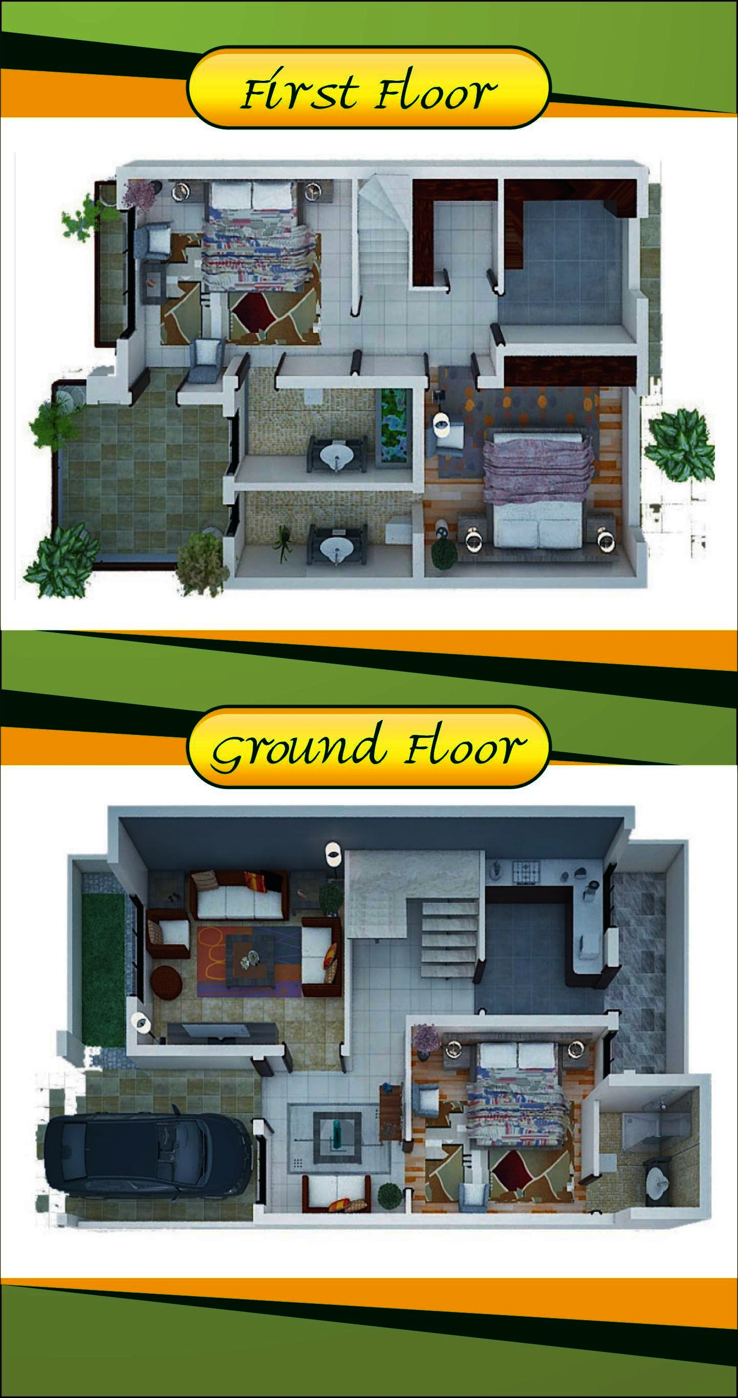 Garden Villas-Project Maps