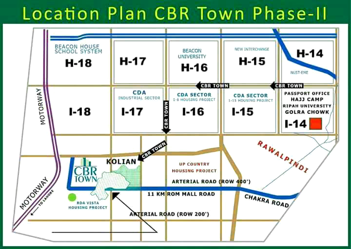 CBR Phase 2-Project Maps