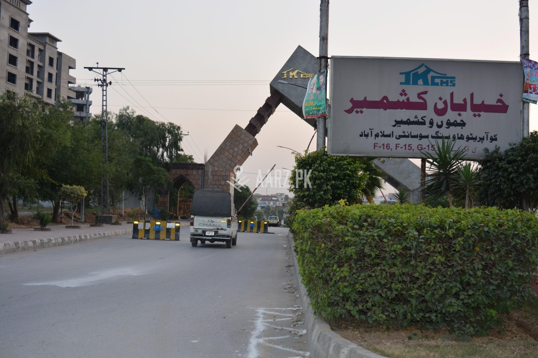 10 Marla Plot for Sale in F-15/1 Islamabad - AARZ.PK