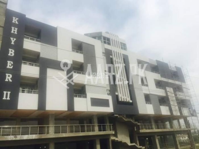 734 Square Feet Flat for Sale