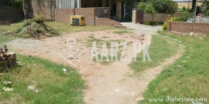 360 Square Yards Plot for Sale