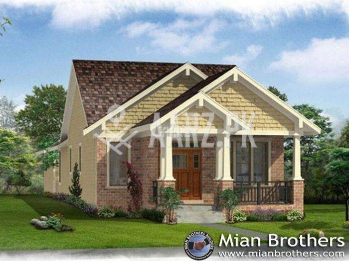 533 Square Yard House for Rent - Brand New