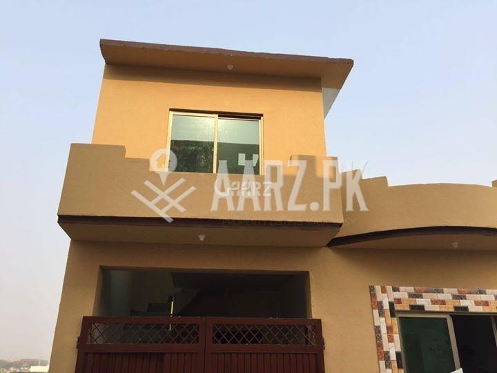 3 Marla House for Sale in Adyala Road Rawalpindi - AARZ PK