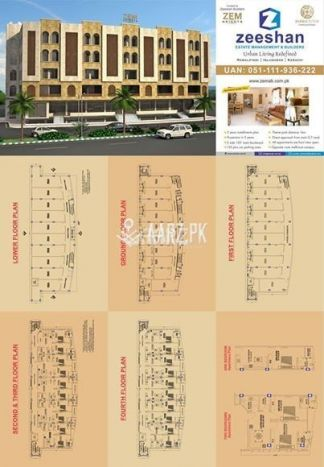 403 Square Feet Apartment for Sale