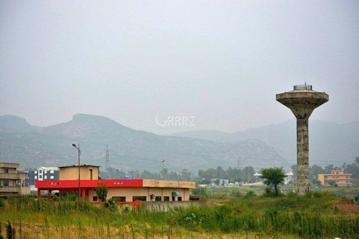 1 Kanal Corner Plot in B-17 Islamabad for Sale