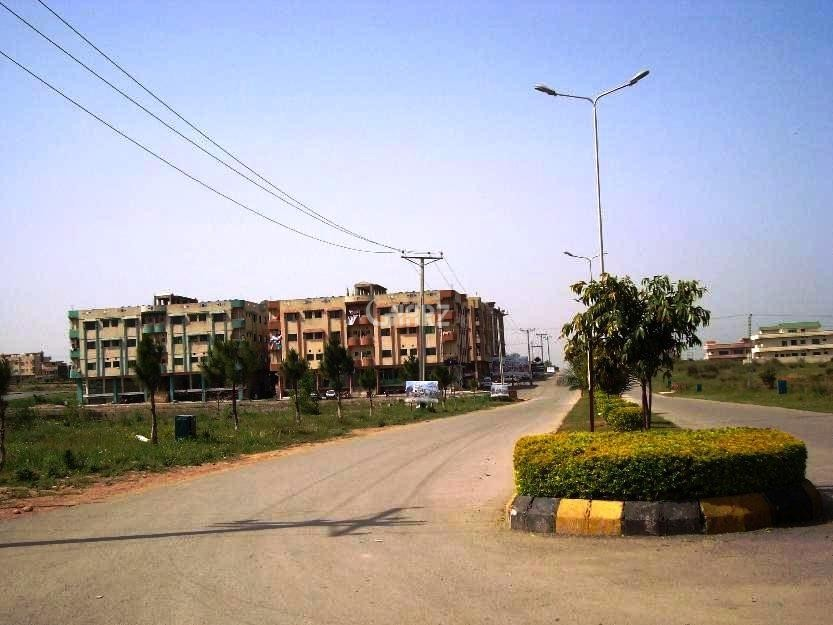 1 Kanal Plot (50x90) for Sale in Street #2, Block-A, D-17, Islamabad.