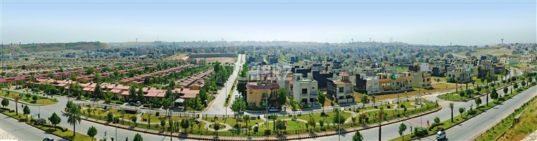 1  kanal  plot in Bahria phase 8  for sale block #p