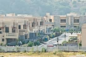 1 kanal plot in bahria phase 8 oversees