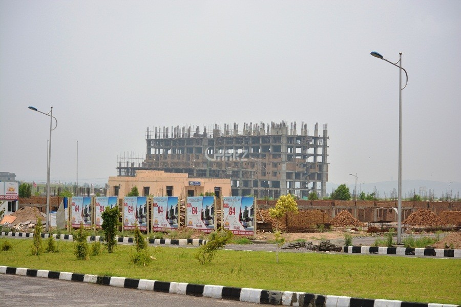 1 Kanal Plot is for Sale in B-17 Block C-1, Islamabad - Ready for Construction