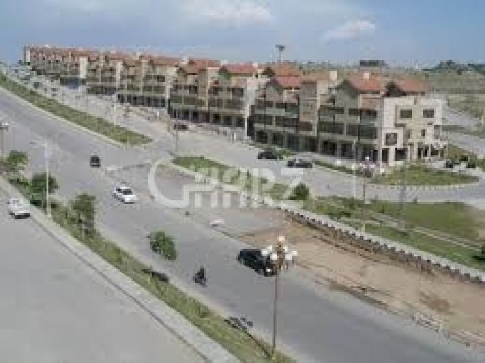 10 Marla Boulevard Plot for Sale - Overseas Sector