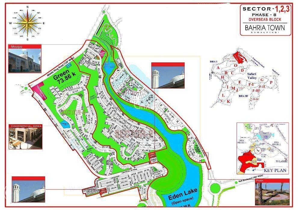 10 Marla Plot for Sale - Overseas Sector-II