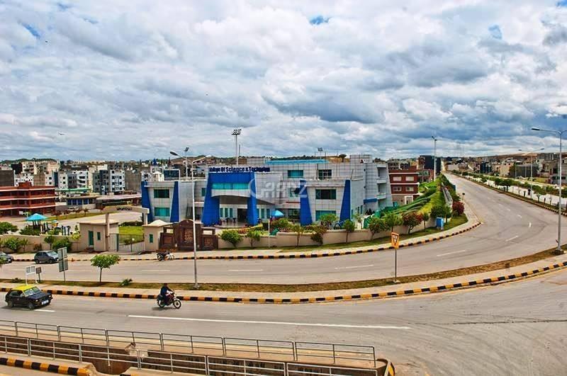 10 Marla Plot for Sale - Overseas Sector II
