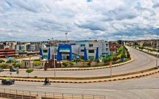 10 Marla Plot for Sale - Overseas Sector V
