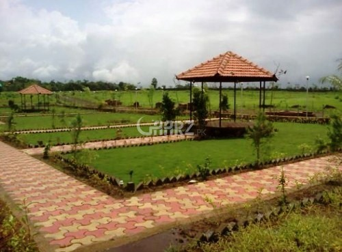 10 Marla Plot for Sale -  Pair Plot