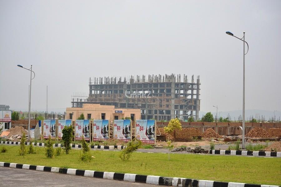 10 Marla Plot in B-17 Block-C1, Islamabad is for Sale