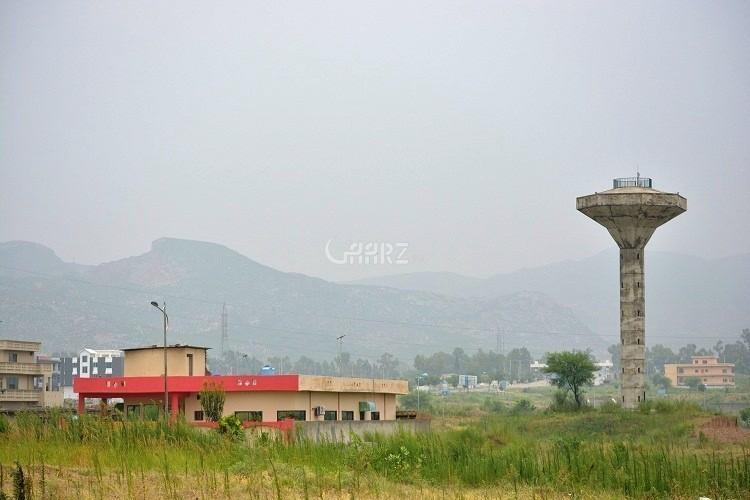 10 Marla Plot in B-17 Block-E, Main Double Road Islamabad is for Sale