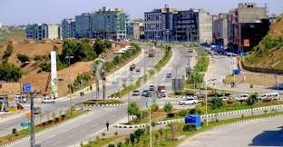 10 marla plot in bahria phase 8 C