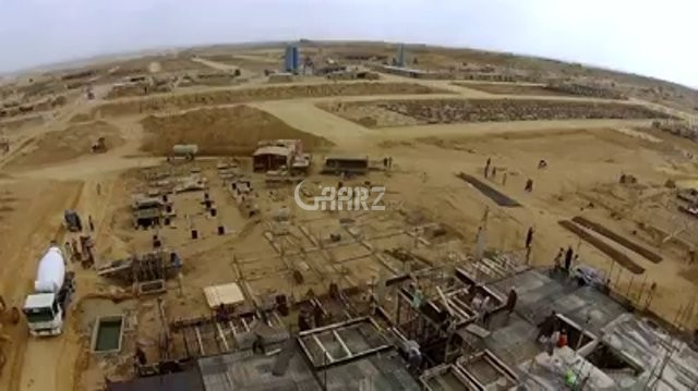 10 marla plot in bahria phase 8 ext