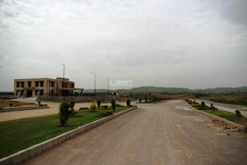 10 Marla Plot in C-18 Block-B, Islamabad is for Sale - Sun Facing