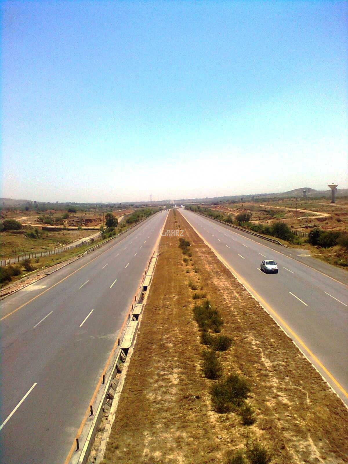 10 Marla Plot in C-18, Islamabad for Sale - Sun Facing