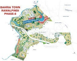 10 Marla Plot in Phase-VIII, Bahria Town for Sale