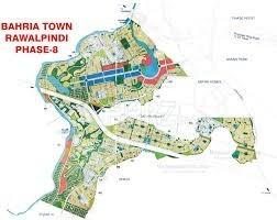 10 Marla Plot No. 1002, Block-E, Phase-VIII, Bahria Town Rawalpindi is for Sale
